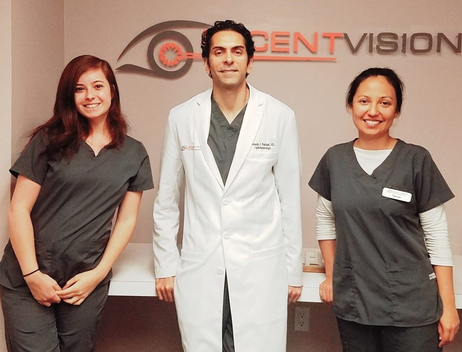 Lucent Vision Staff
